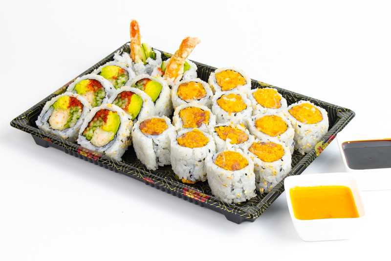 Spicy Roll Set